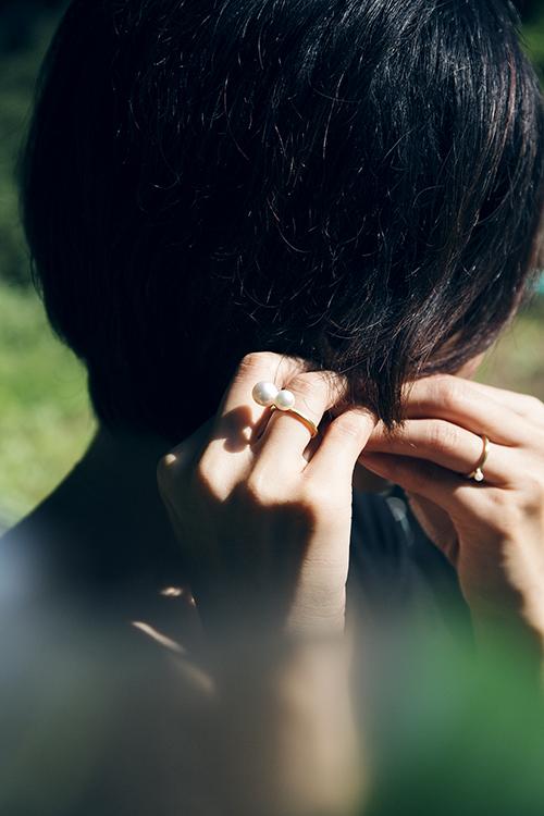 su スウ jewelry ジュエリー パール
