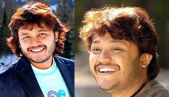 Ganesh Thapa an Indian Gorkha is a Kannada Superstar