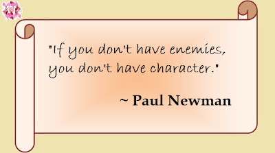 quotes to make you think: enemies and character