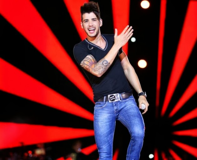 noticia 244410 img1 lima divul CD – Gusttavo Lima – Caldas Country Ao Vivo 2013