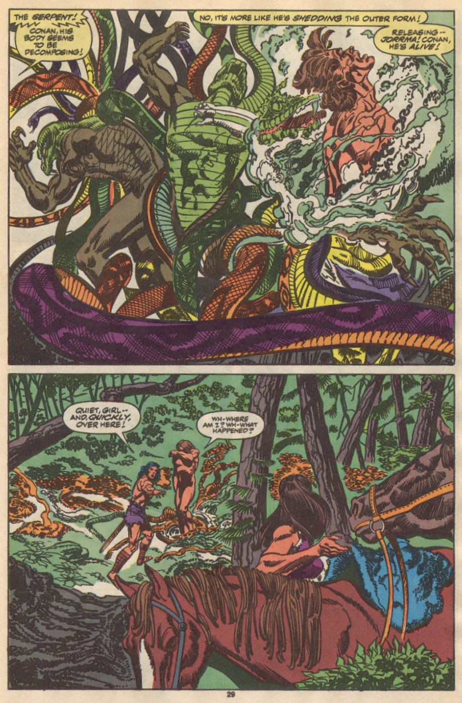Conan the Barbarian (1970) Issue #237 #249 - English 22