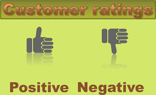The significance of customer ratings