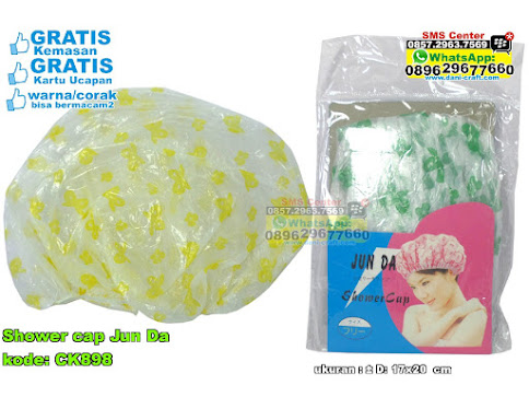 Shower Cap Jun Da
