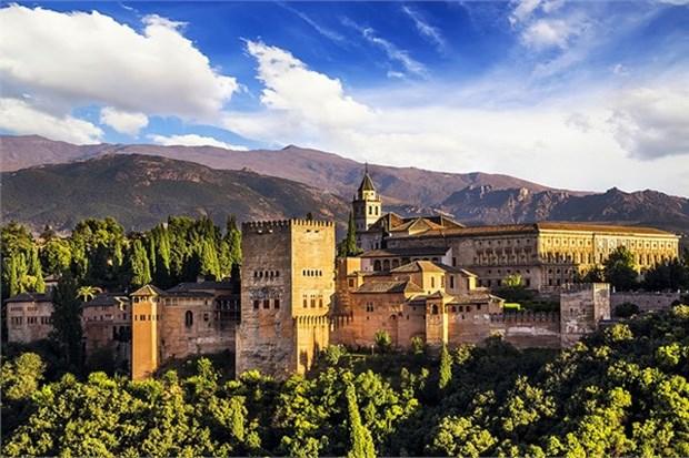 El Hamra Sarayı İspanya