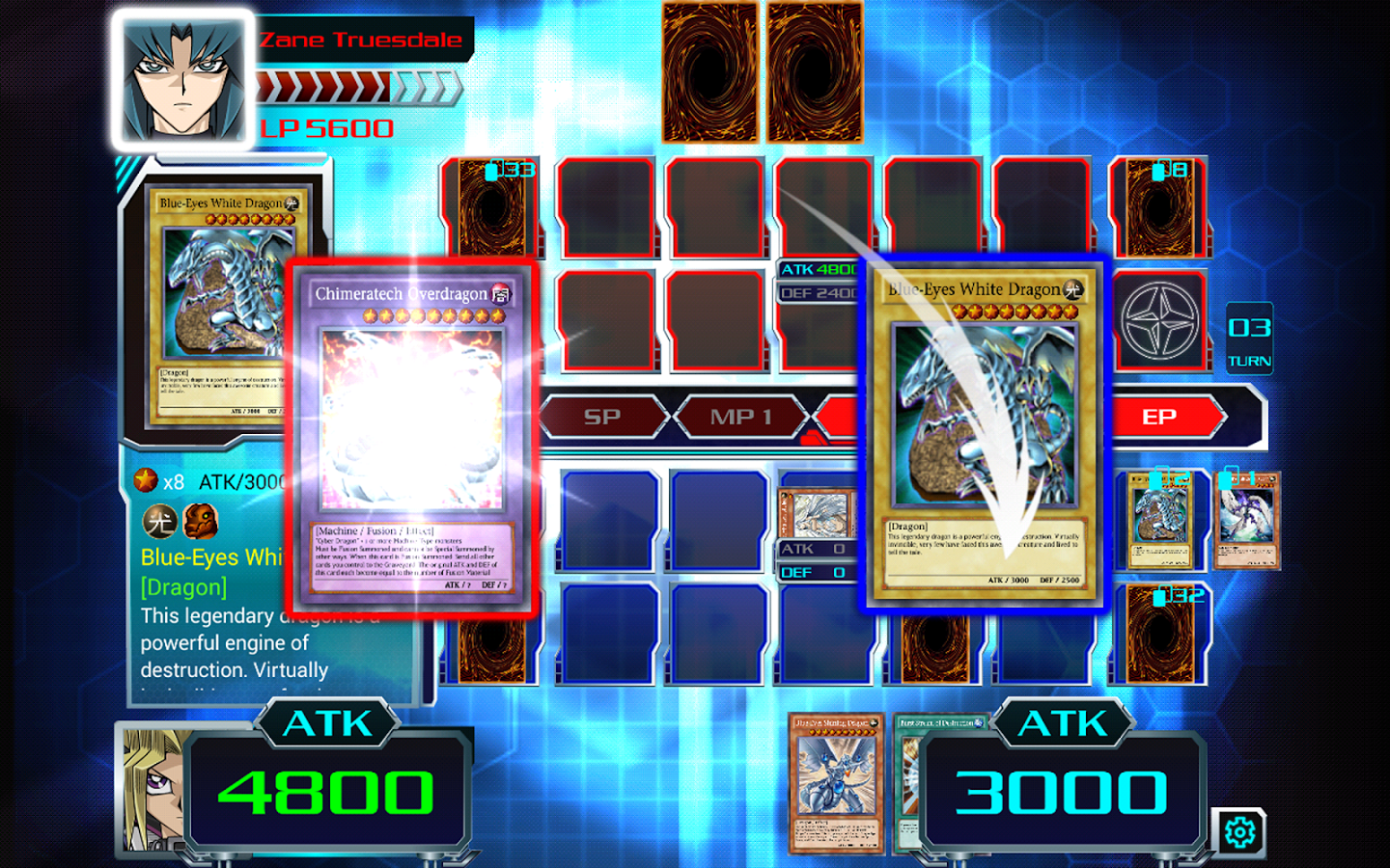 yu gi oh android