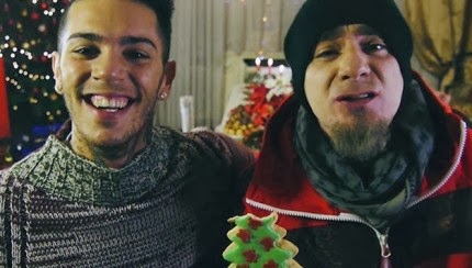 Emis Killa ft. J-Ax A cena dai tuoi testo lyrics video