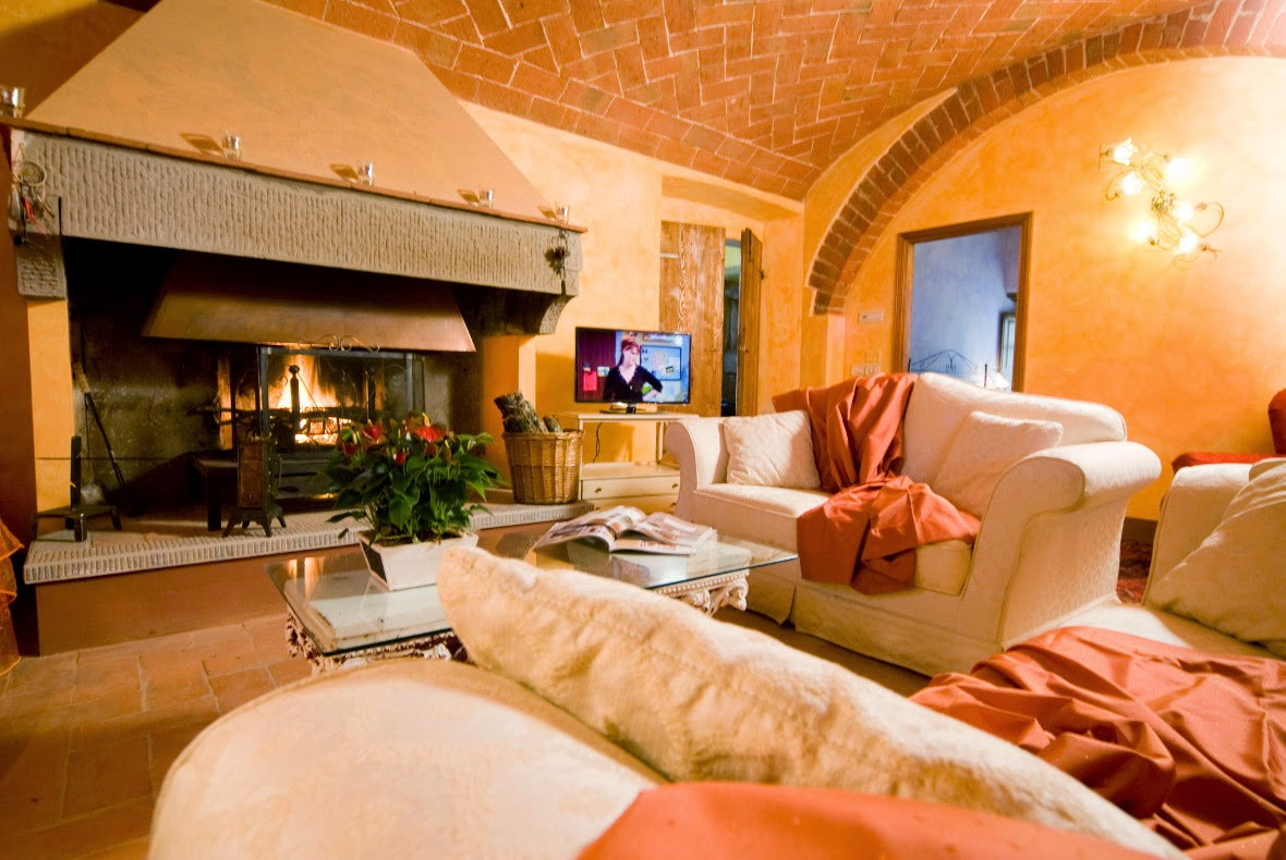 tuscan villa for holidays