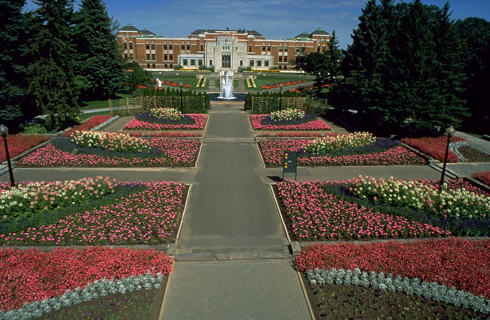 Five botanical garden in the world tourism in the world for Garden jardin
