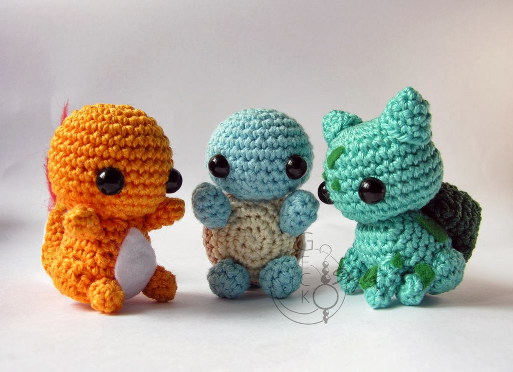 Amigurumi Pokemon Instructions : Crochet Crazy: Mr. Monkey -- My First and Only Attempt (So ...