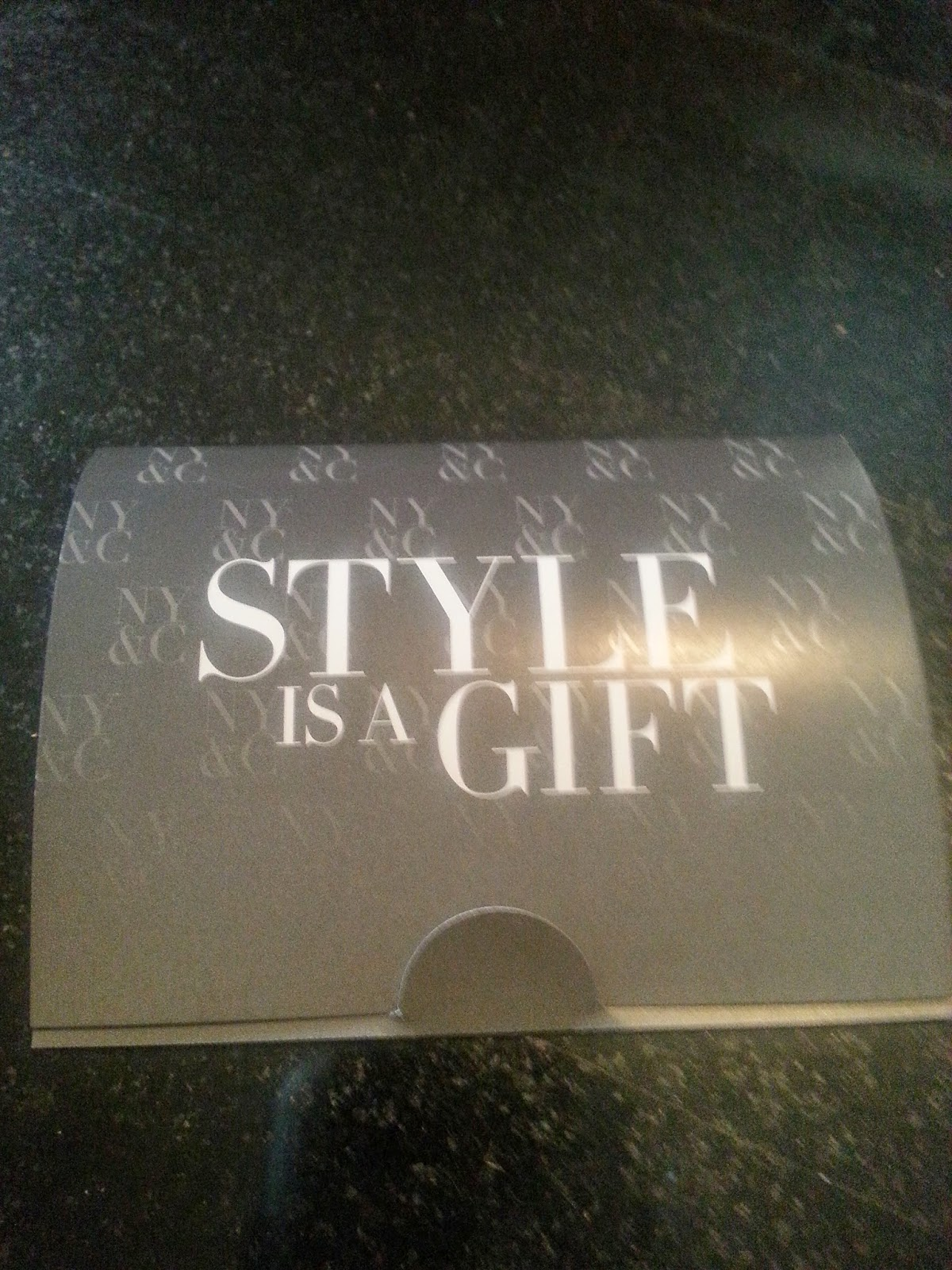$20 New York & Company Gift Card Giveaway