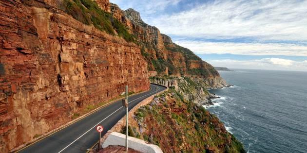 Road Sea