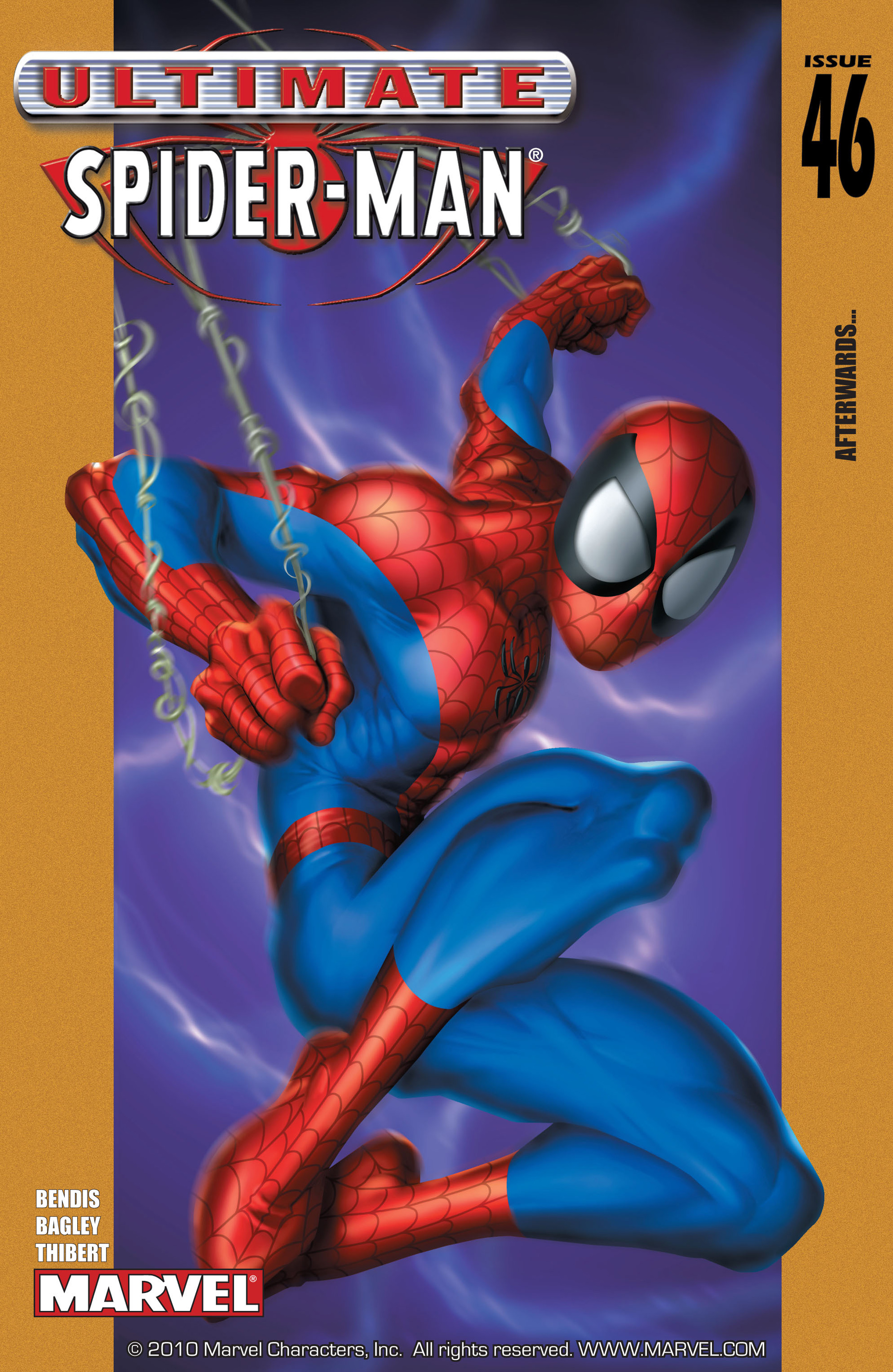 Ultimate Spider-Man (2000) Issue #46 #50 - English 1