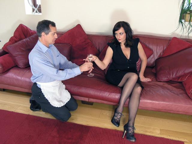 wife worship mistress husband slave serve femdom female domination