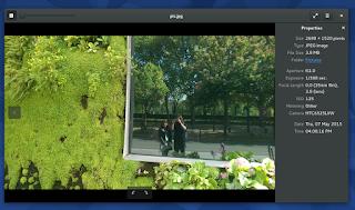 Fedora 22 workstation screenshots
