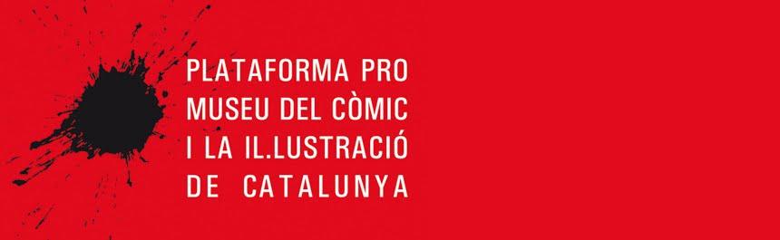 Plataforma pro Museu del còmic i la Il·lustració