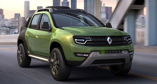 carro on Novo Renault Duster 2014