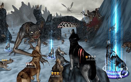 Game Wolf Online v1.4.0 Mod Apk (Mega Mod) 1