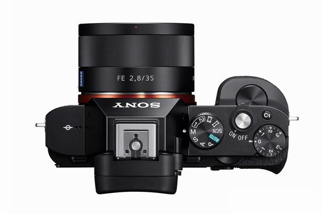 Fotografia della Sony A7 - A7r