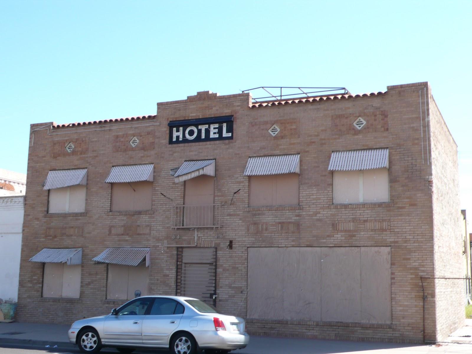 Phoenix Single Room Occupancy Hotels