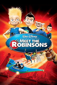 Poster Of Meet the Robinsons (2007) In Hindi English Dual Audio 300MB Compressed Small Size Pc Movie Free Download Only At worldfree4u.com