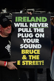 springsteen dublin