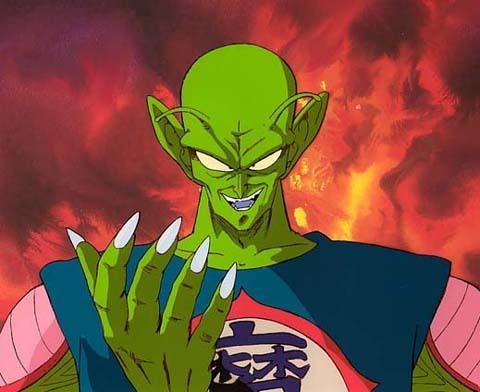 Dragon Ball Characters: Piccolo Daimao Dragonball Dbz Gt