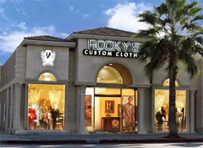 Rocky 39 s custom clothes rocky 39 s custom clothing in los angeles for Custom dress shirts los angeles
