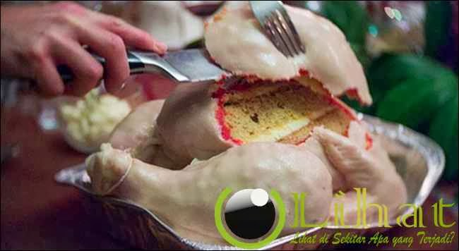 Kue Daging Mentah