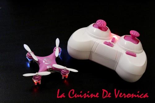 La Cuisine De Veronica Quadcopter 四軸飛行器