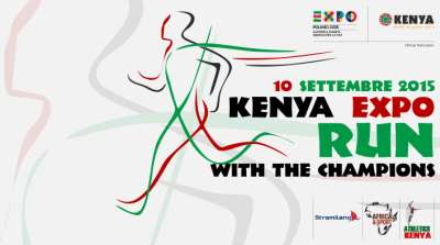 Kenya Expo Run 2015 Milano