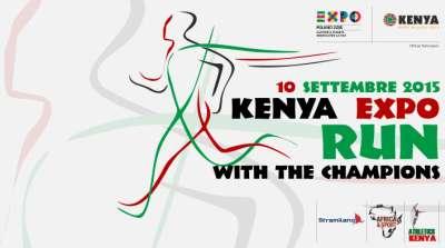Kenya Expo Run 2015 Milano