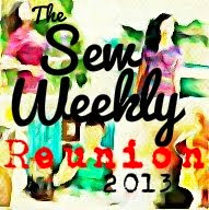 Sew Weekly Reunion