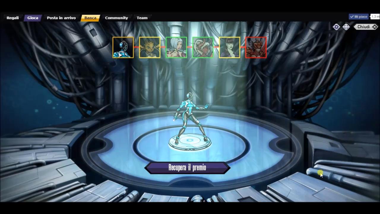 Mutants: Genetic Gladiators video N°7 Reactor Prize