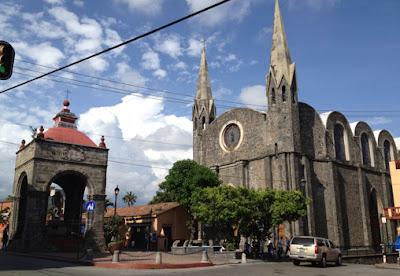 Iglesia de la virgen de Guadalupe.