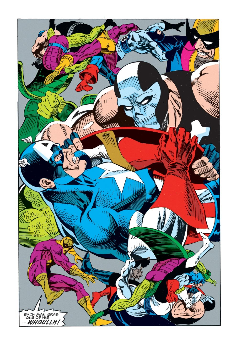 Captain America (1968) Issue #400 #345 - English 15
