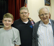 Jacob, Pat, and Grandpa