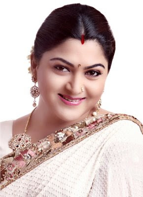 Tamil Actress:Kushboo Cute Smile