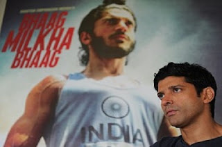Indian sprint hero inspires Bollywood biopic