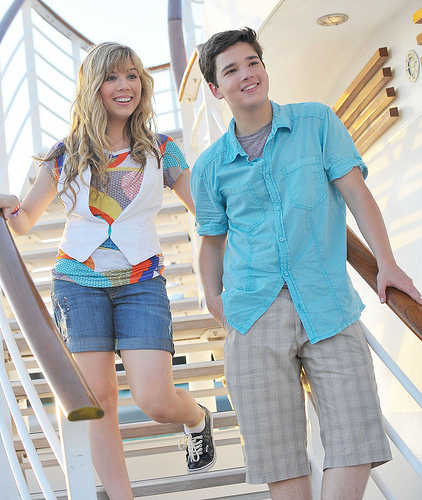 nathan kress and jennette mccurdy 2011. nathan kress and jennette