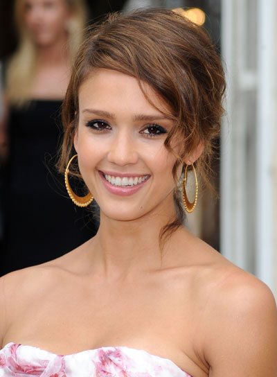 Jessica Alba Hairstyle The Latest Hairstyle Appearance