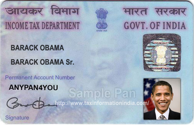 What Is Pan Card Know Your Pan Permanent Account Number