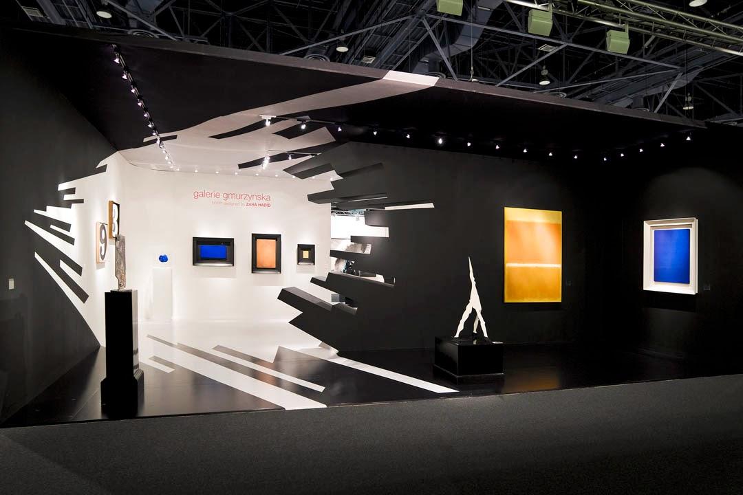 Personal Proffesional Practice 3 Zaha Hadid Interior Design