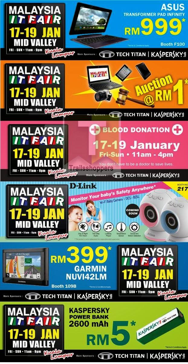 Malaysia IT Fair Computer Sofware Technology