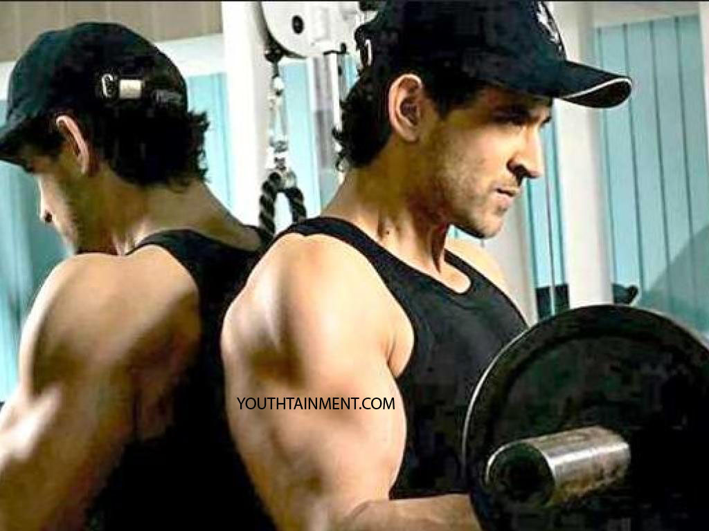 Bollywood Place: Hrithik Roshan Shoot Krrish 3 Once Again