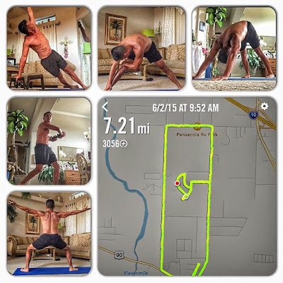Strength Marathon Run Training with P90X
