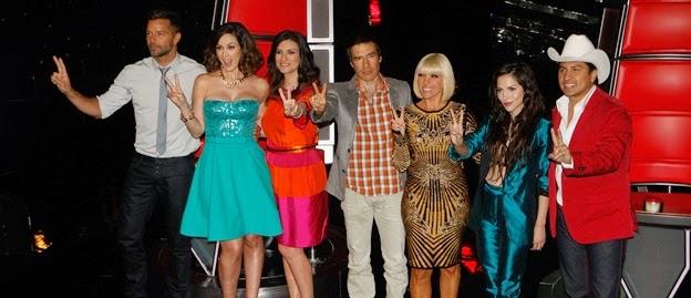 Ver La Voz México Cuarta Temporada Capítulo 5