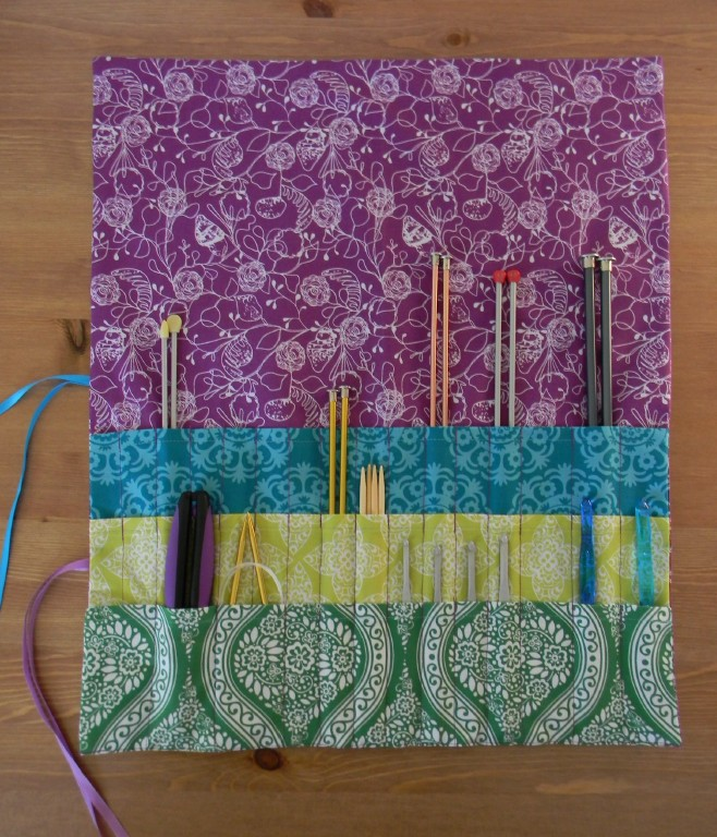 Knitting Needles Case Pattern Image collections - knitting patterns ...