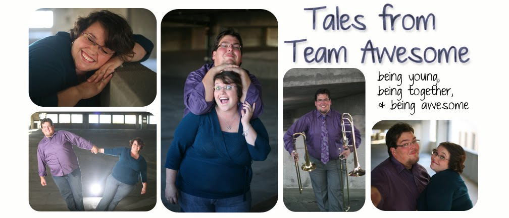 Tales from Team Awesome