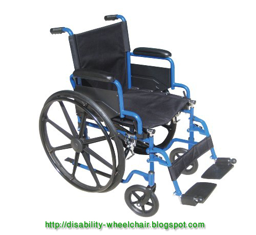 Disability Wheelchair - Manual Wheelchair