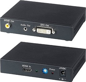 STB DVB-T2 disaksikan di layar monitor PC